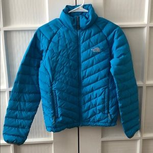 The North Face Puffer Jacket (Like New)
